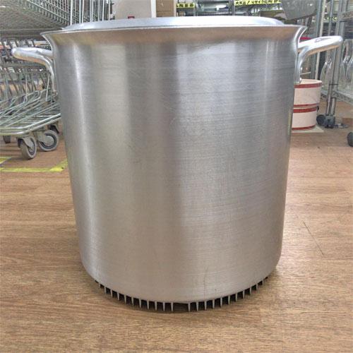 【中古】アルミエコライン寸胴鍋 42cm 幅直径420×高さ420 【送料無料】【業務用】