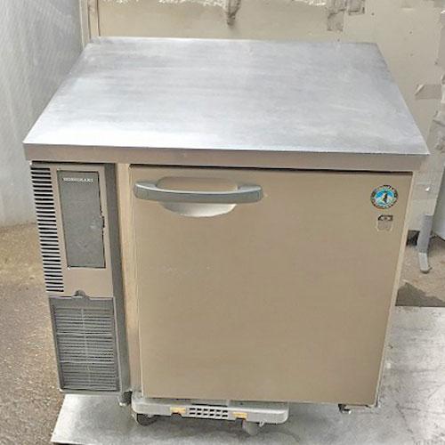 【中古】冷凍コールドテーブル ホシザキ FT-80SDE1 幅800×奥行750×高さ790 【送料別途見積】【業務用】