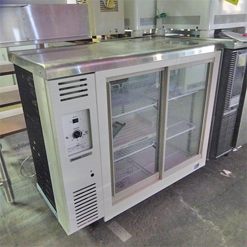 【中古】台下冷蔵ショーケース パナソニック(Panasonic) SMR-V941NB 幅900×奥行450×高さ800 【送料別途見積】【業務用】