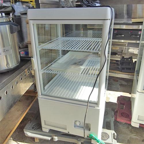 【中古】冷蔵ショーケース サンデン AG-54XE 幅429×奥行459×高さ822 【送料別途見積】【業務用】
