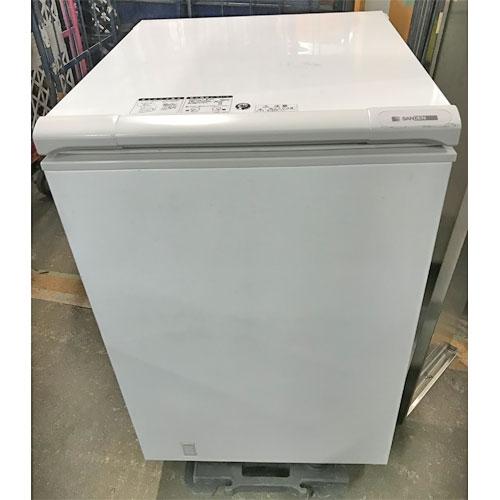【中古】冷凍ストッカー サンデン SH-170X 幅611×奥行662×高さ893 【送料無料】【業務用】