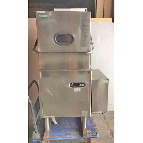 【中古】食器洗浄機 タニコー TDWD-6SERH 幅860×奥行650×高さ1490 三相200V 50Hz専用 【送料無料】【業務用】