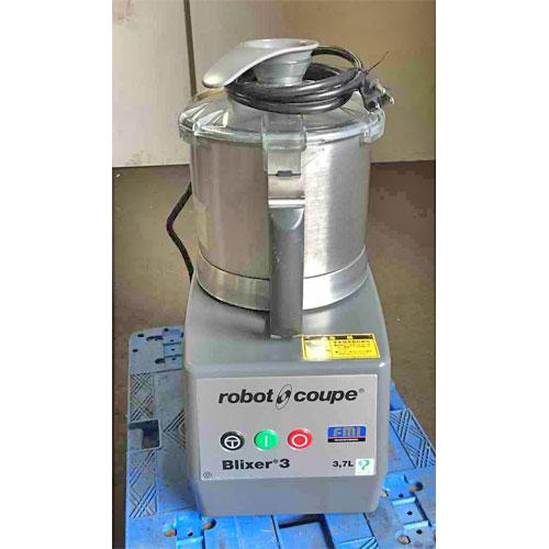 【中古】ロボクープ FMI(エフエムアイ) BLIXER-3D 幅230×奥行330×高さ480 【送料別途見積】【業務用】