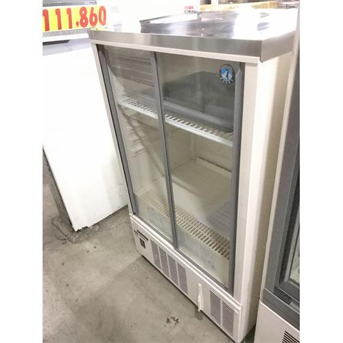 【中古】冷蔵ショーケース ホシザキ SSB-63CTL2 幅630×奥行450×高さ1080 【送料別途見積】【業務用】