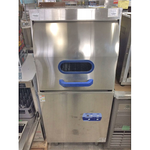 【中古】食器洗浄機 マルゼン MDRER6E 幅600×奥行600×高さ1375 三相200V 【送料別途見積】【業務用】