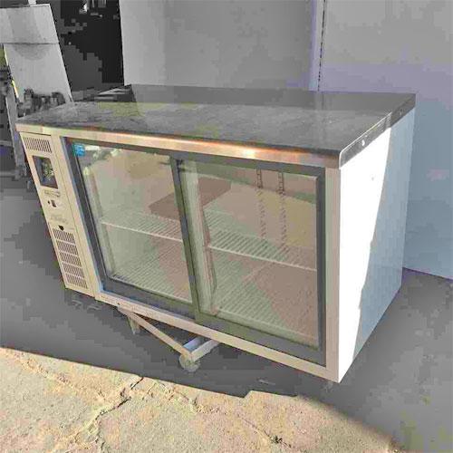 【中古】冷蔵ショーケース 福島工業(フクシマ) TGC-40RE 幅1200×奥行600×高さ800 【送料別途見積】【業務用】