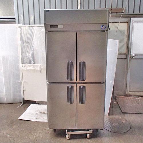 【中古】縦型冷凍庫 パナソニック(Panasonic) SRF-K963S 幅900×奥行650×高さ1950 三相200V 【送料別途見積】【業務用】