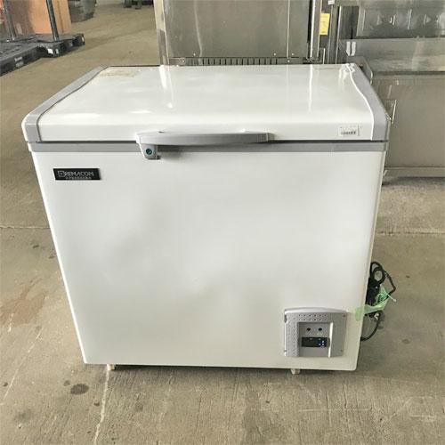 【中古】冷凍ストッカー レマコム RRS-108G 幅900×奥行670×高さ865 【送料別途見積】【業務用】