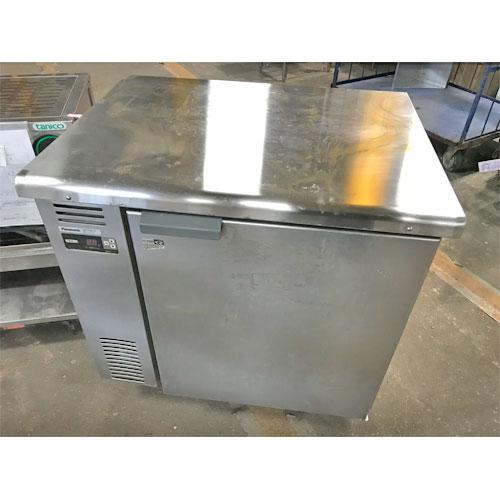 【中古】冷蔵コールドテーブル パナソニック(Panasonic) SUR-VT861LA 幅830×奥行600×高さ800 【送料無料】【業務用】