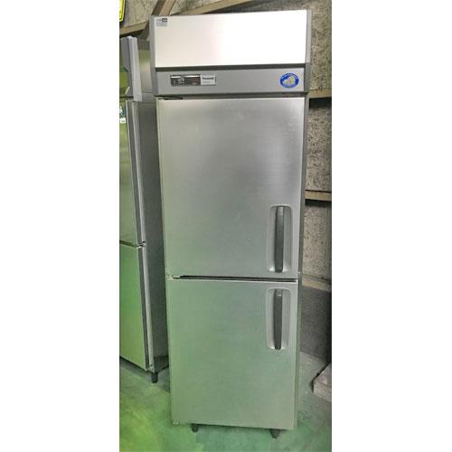 【中古】縦型冷蔵庫 パナソニック(Panasonic) SRR-J661VLA 幅615×奥行650×高さ1950 【送料別途見積】【業務用】