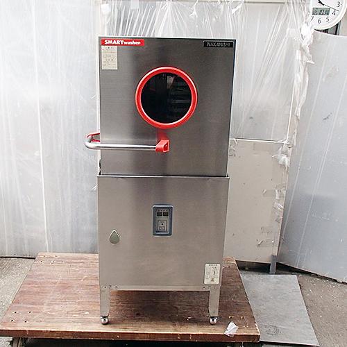 【中古】食器洗浄機 横河電子機器 A500E 幅600×奥行600×高さ1370 三相200V 50Hz専用 【送料別途見積】【業務用】