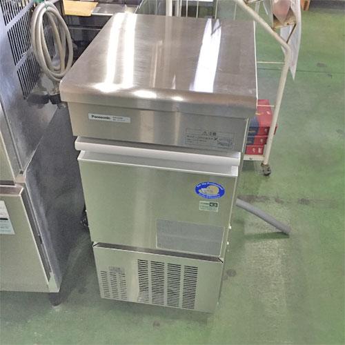 【中古】製氷機 パナソニック(Panasonic) SIM-S2500 幅395×奥行450×高さ830 【送料別途見積】【業務用】