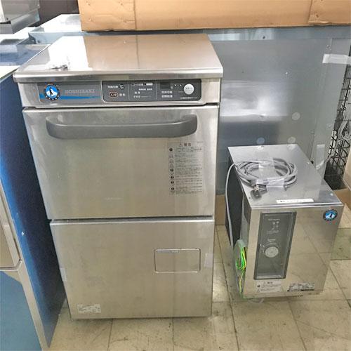 【中古】食器洗浄機 ブースター付き ホシザキ JWE-300TB 幅450×奥行450×高さ830 【送料無料】【業務用】