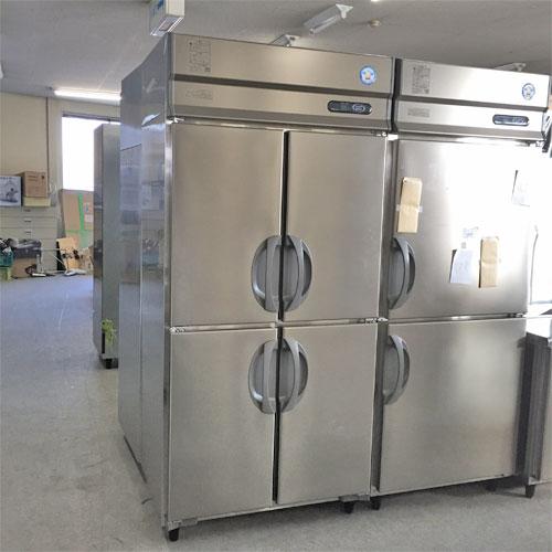 【中古】4ドア冷蔵庫 福島工業(フクシマ) ARN-090RM-F 幅900×奥行650×高さ1930 【送料別途見積】【業務用】