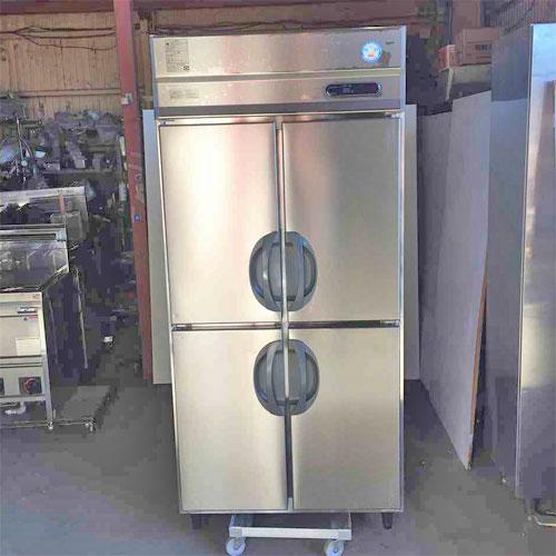 【中古】冷凍冷蔵庫 福島工業(フクシマ) URN-091PM6 幅900×奥行650×高さ1950 【送料別途見積】【業務用】