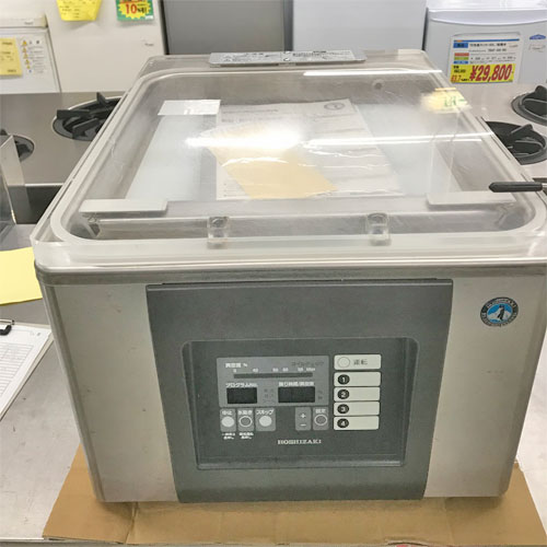 【中古】真空包装器 ホシザキ HPB-300A 幅420×奥行565×高さ325 【送料無料】【業務用】
