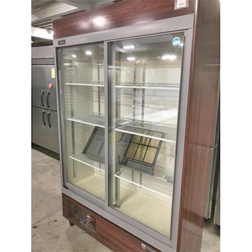 【中古】冷蔵リーチインショーケース ホシザキ RSC-120CT-1B 幅1200×奥行450×高さ1900 【送料別途見積】【業務用】