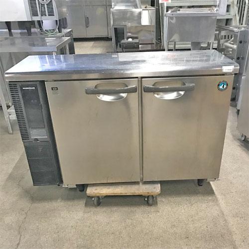 【中古】冷蔵コールドテーブル ホシザキ RT-115PTE1 幅1150×奥行450×高さ800 【送料別途見積】【業務用】