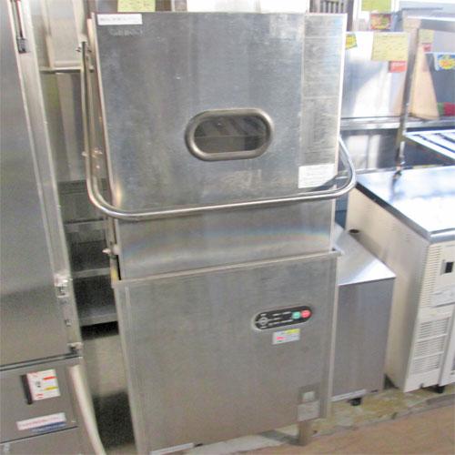 【中古】食器洗浄機 タニコー TDWD-6SER 幅1000×奥行650×高さ1490 三相200V 60Hz専用 【送料無料】【業務用】