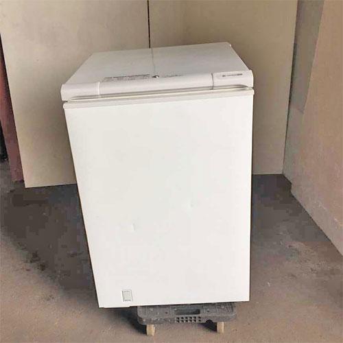 【中古】冷凍ストッカー サンデン SH-170X 幅611×奥行662×高さ893 【送料別途見積】【業務用】