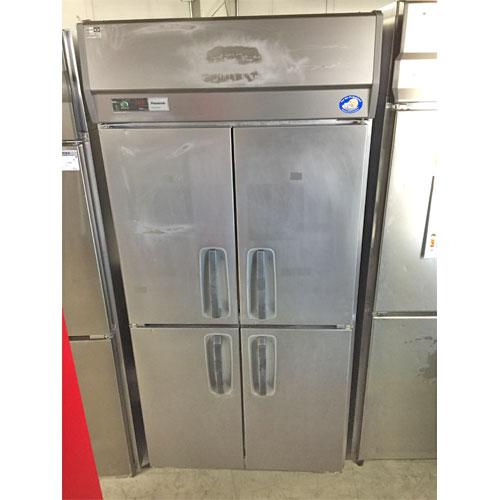 【中古】縦型冷蔵庫 インバーター パナソニック(Panasonic) SRR-J981VSA 幅900×奥行800×高さ1950 【送料別途見積】【業務用】