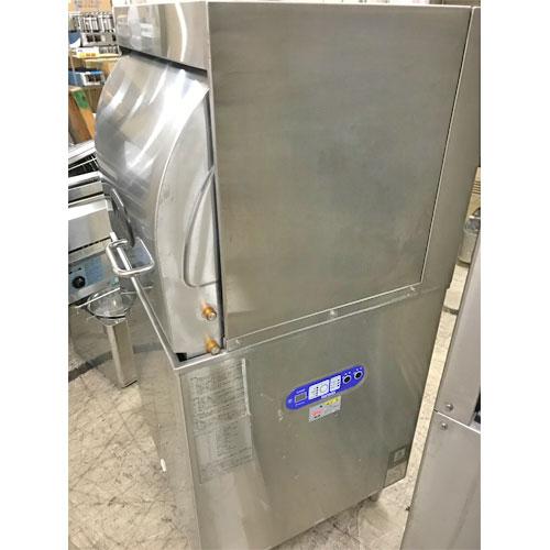 【中古】食器洗浄機 タニコー TDWE-40E3NL 幅630×奥行620×高さ1330 三相200V 60Hz専用 【送料別途見積】【業務用】