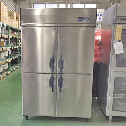 【中古】冷蔵庫 大和冷機 423CD-NP-EC 幅1200×奥行800×高さ1900 三相200V 【送料別途見積】【業務用】