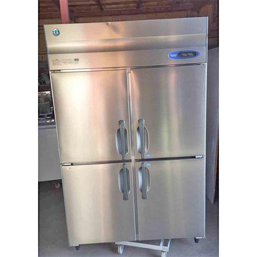 【中古】冷凍冷蔵庫 ホシザキ HRF-120ZFT3 幅1200×奥行650×高さ1890 三相200V 【送料別途見積】【業務用】