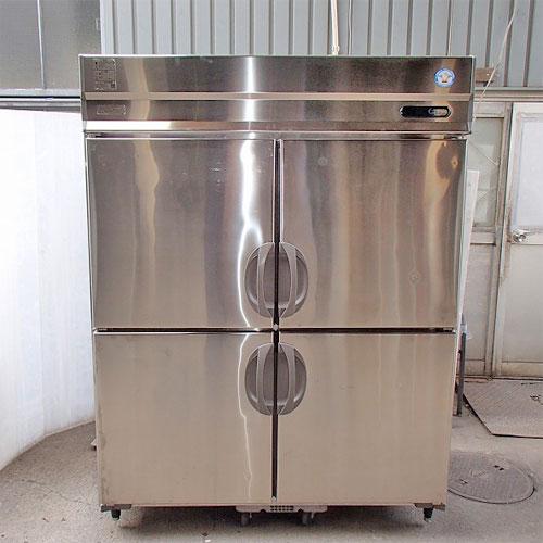 【中古】縦型冷蔵庫 福島工業(フクシマ) ARD-150RM-F 幅1490×奥行800×高さ1950 【送料別途見積】【業務用】