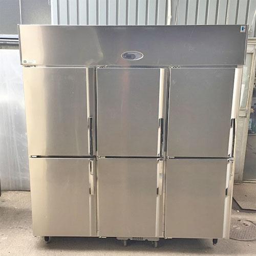 【中古】縦型冷蔵庫 フジマック FR1880J 幅1790×奥行800×高さ1950 【送料別途見積】【業務用】