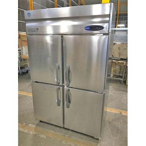 【中古】縦型冷蔵庫 ホシザキ HR-120LZT 幅1200×奥行650×高さ800 【送料無料】【業務用】