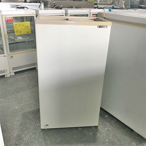 【中古】冷凍ストッカー サンデン PF-G057XE 幅485×奥行327×高さ860 【送料別途見積】【業務用】
