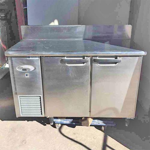 【中古】冷蔵コールドテーブル フジマック FRT1260J 幅1200×奥行600×高さ850 【送料別途見積】【業務用】
