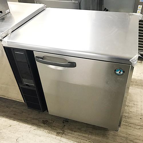 【中古】冷蔵コールドテーブル ホシザキ RT-80SNE 幅800×奥行650×高さ800 【送料別途見積】【業務用】