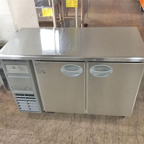 【中古】冷蔵コールドテーブル ホシザキ YRC-120RE 幅1200×奥行600×高さ800 【送料別途見積】【業務用】