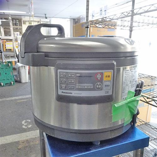 【中古】IH炊飯器 パナソニック(Panasonic) SR-PGB54AP 幅502×奥行429×高さ390 三相200V 【送料別途見積】【業務用】