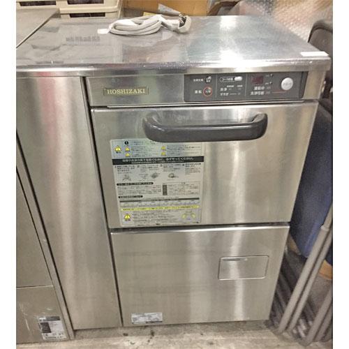 【中古】食器洗浄機 ホシザキ JW-300TUF 幅600×奥行450×高さ800 【送料別途見積】【業務用】