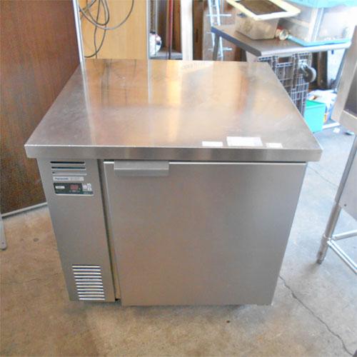 【中古】冷蔵コールドテーブル パナソニック(Pansonic) SUR-UT871LA 幅800×奥行750×高さ820 【送料別途見積】【業務用】