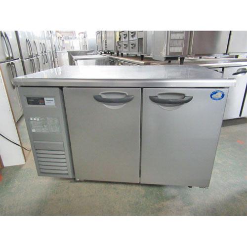【中古】冷蔵コールドテーブル パナソニック(Panasonic) SUR-K1271SA 幅1200×奥行750×高さ800 【送料別途見積】【未使用品】【業務用】