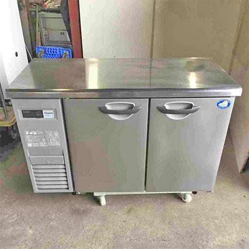 【中古】冷蔵コールドテーブル パナソニック(Panasonic) SUR-K1261SA 幅1200×奥行600×高さ800 【送料別途見積】【業務用】