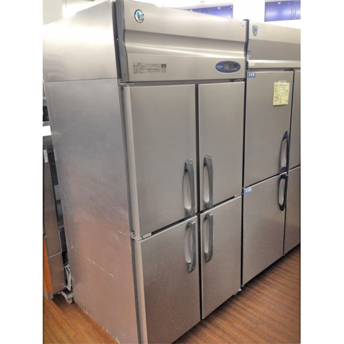 【中古】縦型冷蔵庫 ホシザキ HR-90Z3-ML 幅900×奥行800×高さ1890 三相200V 【送料別途見積】【業務用】