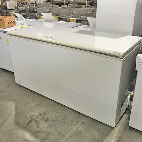 【中古】冷凍ストッカー サンデン SH-700XB 幅1781×奥行730×高さ893 【送料別途見積】【業務用】