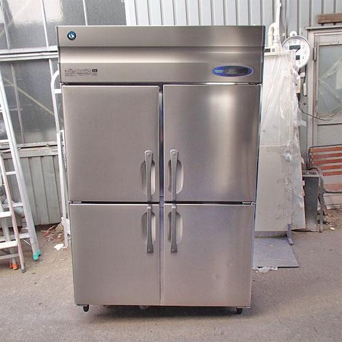 【中古】冷蔵庫 ホシザキ HR-120Z3 幅1200×奥行800×高さ1890 三相200V 【送料別途見積】【業務用】