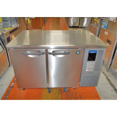 【中古】冷蔵コールドテーブル ホシザキ RT-120SDF-E-R 幅1200×奥行750×高さ800 【送料別途見積】【業務用】