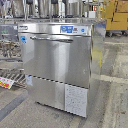 【中古】食器洗浄機 大和冷機 DDW-UE4 幅600×奥行600×高さ820 三相200V 60Hz専用 【送料別途見積】【業務用】