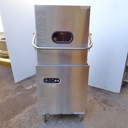 【中古】食器洗浄機 タニコー TDWD-4EL 幅598×奥行620×高さ1420 三相200V 60Hz専用 【送料別途見積】【業務用】