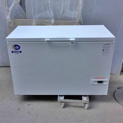 【中古】冷凍ストッカー ダイレイ D-396D2 幅1264×奥行694×高さ848 【送料別途見積】【業務用】