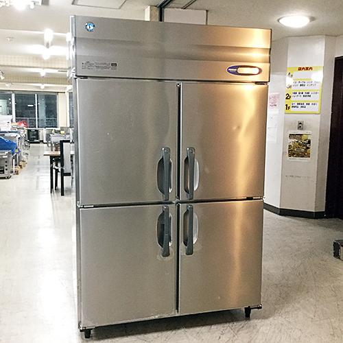 【中古】縦型冷蔵庫 ホシザキ HR-120Z3-ML 幅1200×奥行800×高さ1890 三相200V 【送料別途見積】【業務用】
