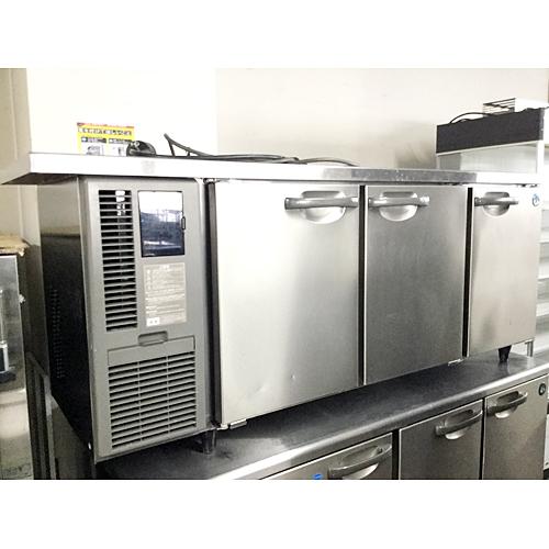 【中古】冷蔵コールドテーブル ホシザキ RT-180SNF 幅1900×奥行600×高さ800 【送料別途見積】【業務用】