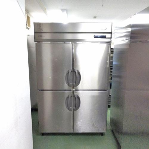 【中古】縦型冷蔵庫 ホシザキ URD-120RM6 幅1200×奥行800×高さ1900 【送料別途見積】【業務用】